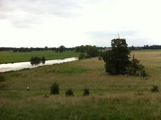 Croome Park - View from the Park Seat