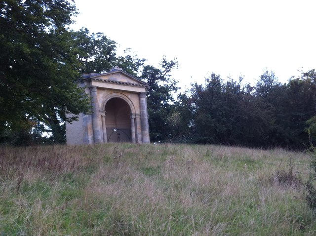 Croome Court - the Park Seat