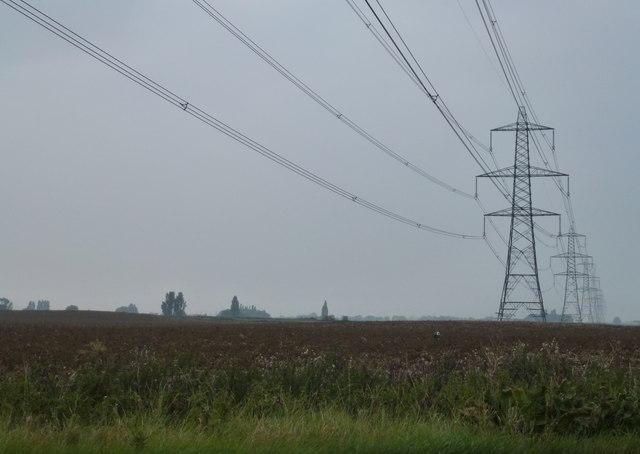 Pylons - Bicker Haven