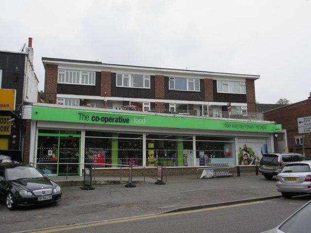 Warlingham Co-Operative Supermarket