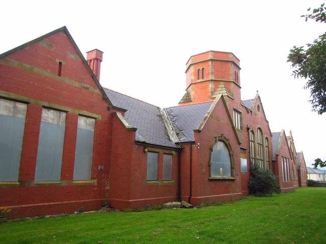 Old Holyhead School