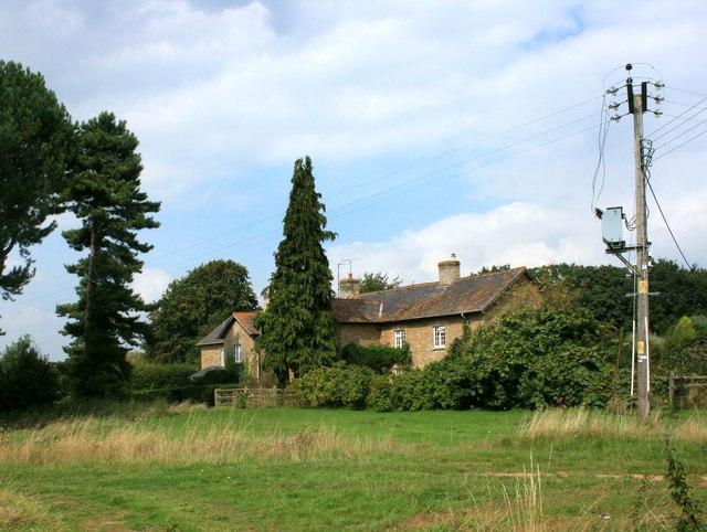 Bushy Cottages, Pusey