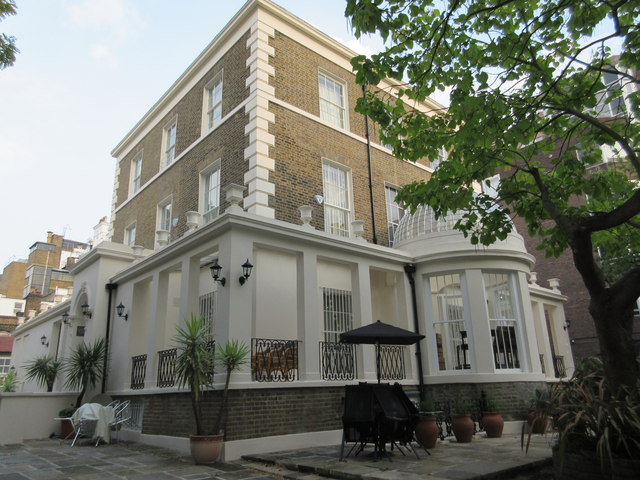 5 Porchester Terrace