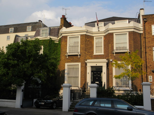 No 15 and 17, Porchester Terrace