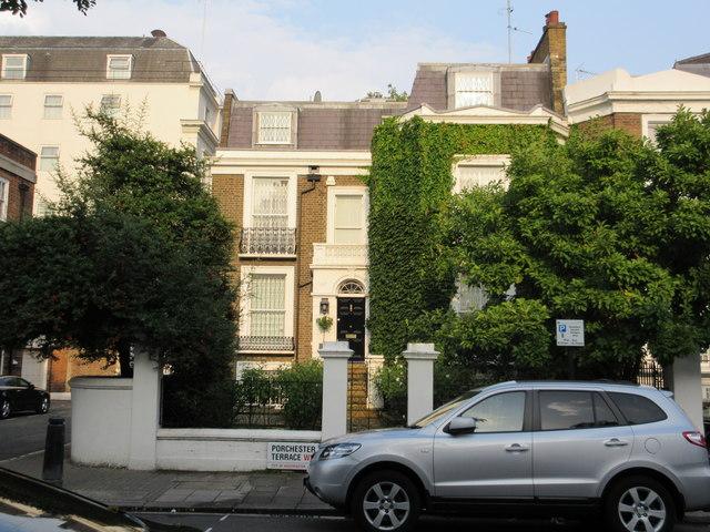No 17 Porchester Terrace