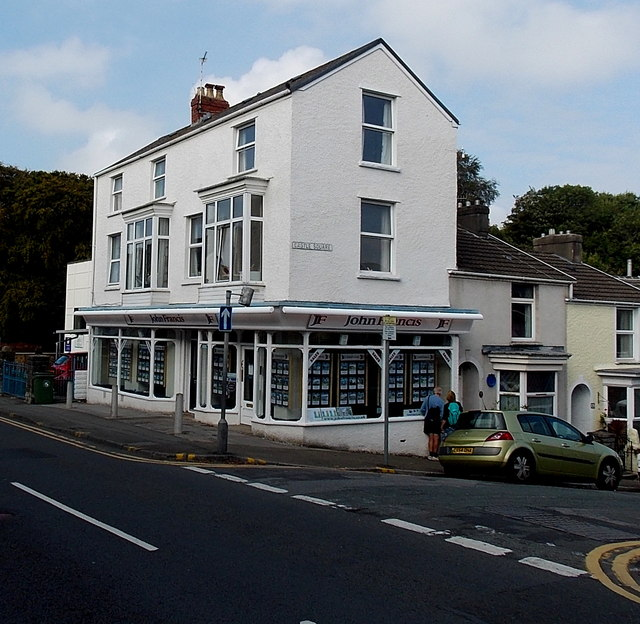 John Francis office in Mumbles, Swansea