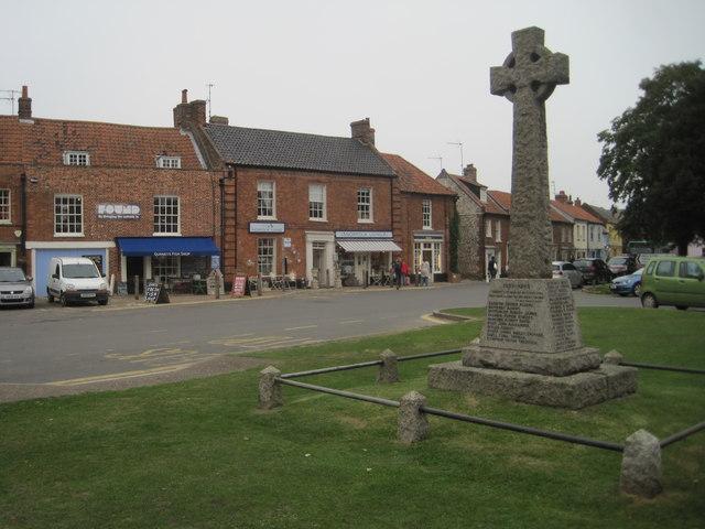 Burnham Market War Memorial