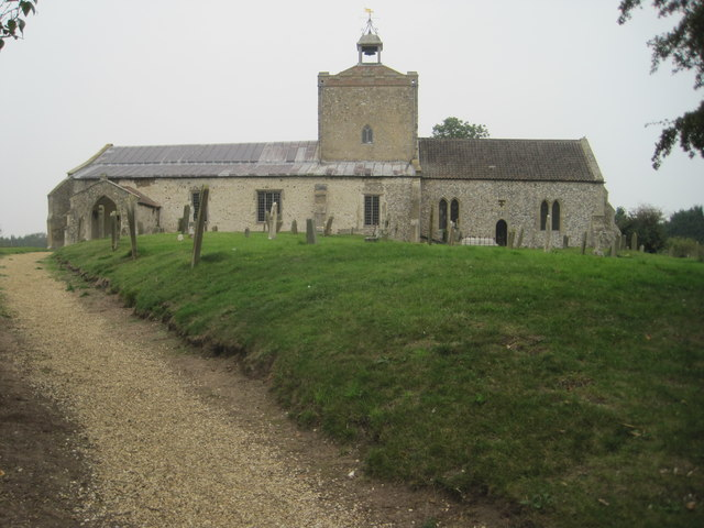 St Clement's church, Burnham Overy Town