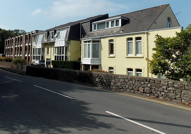 Parkside and Greenslade, Langland Road, Mumbles, Swansea