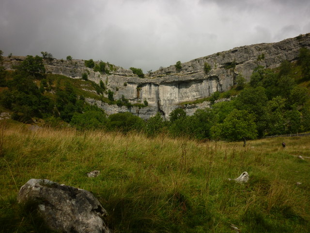Woodland at Malham Cove