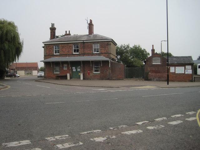 Wells-next-the-Sea railway station (site), Norfolk