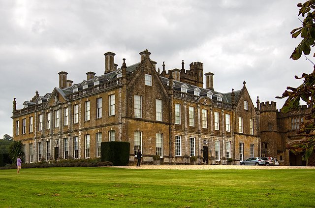 Heritage Open Day at Melbury House (1)