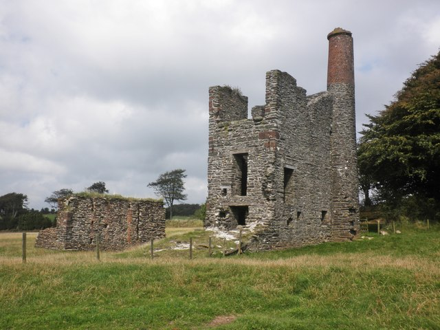 Burrow Farm Engine House