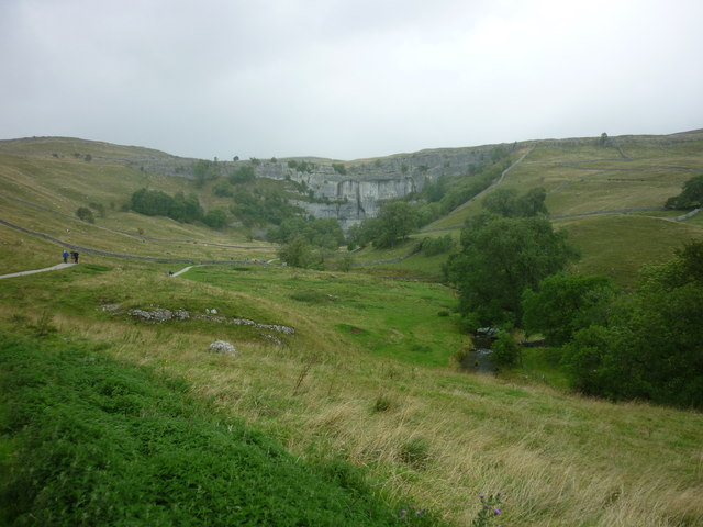 Malham Cove from Town Head