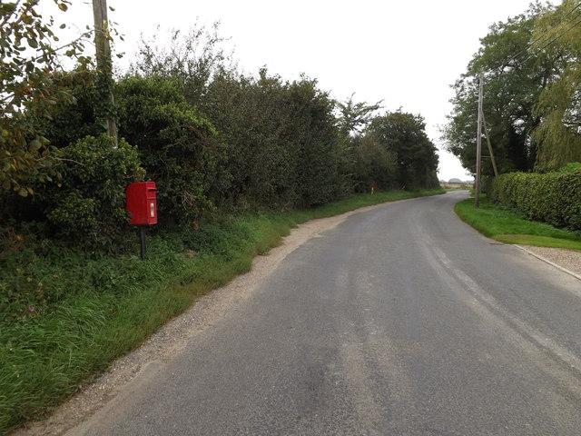 Brooke Road & Seething Lings Postbox