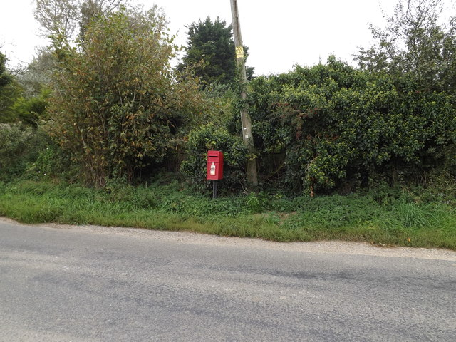 Seething Lings Postbox