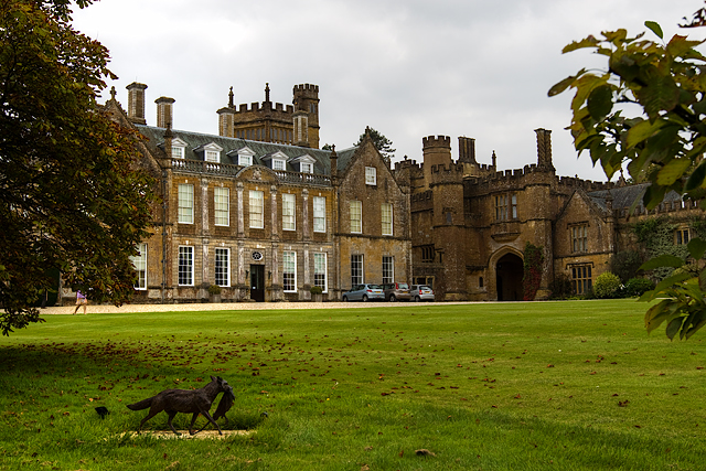 Heritage Open Day at Melbury House (2)