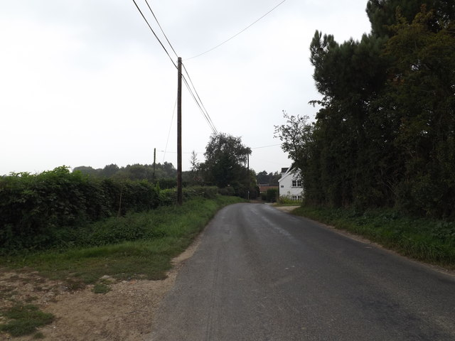 Brooke Road, Seething
