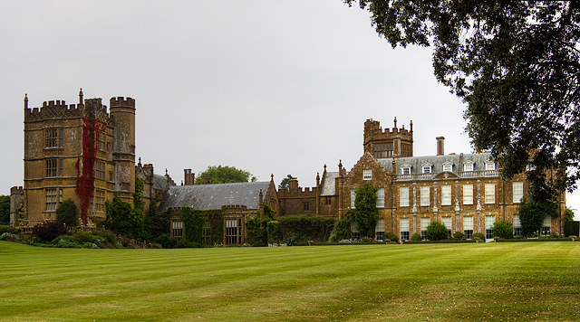 Heritage Open Day at Melbury House (3)