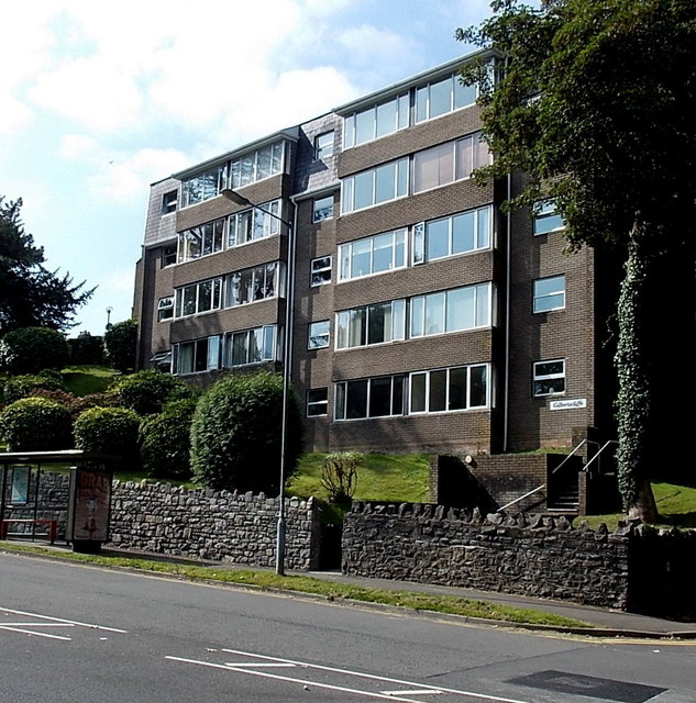 Gilbertscliffe, Langland, Swansea