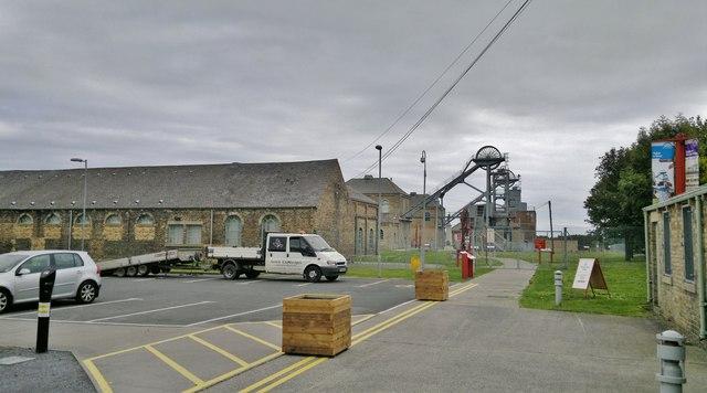 Woodhorn Colliery Mining Museum
