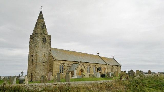 St. Bartholomew's Church, Newbiggin-by-The-Sea