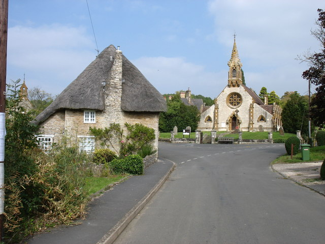 St Mary and St Margaret's church, Combrook
