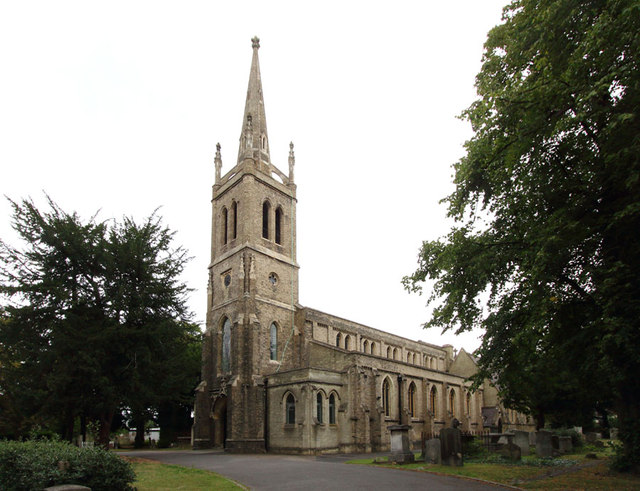 All Saints, Upper Norwood