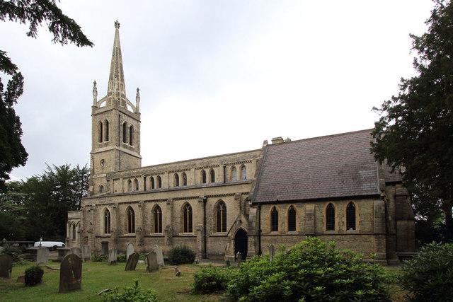 All Saints, Upper Norwood