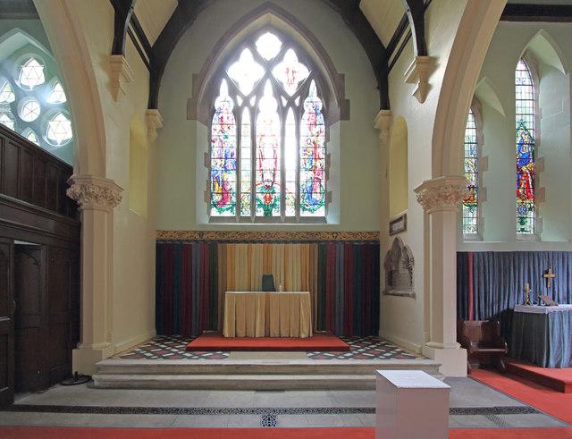 All Saints, Upper Norwood - Sanctuary