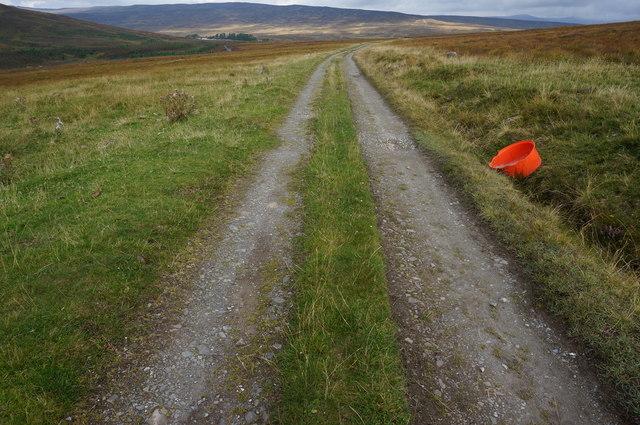 Track to Loch Con