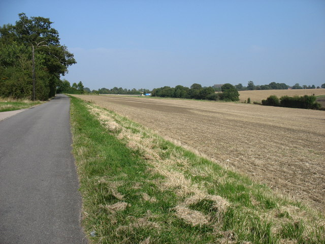 Farmland near Lighthorne