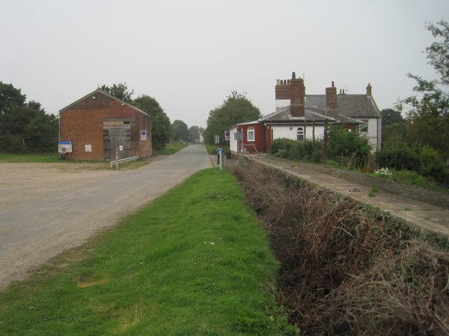 Walsingham railway station (site), Norfolk