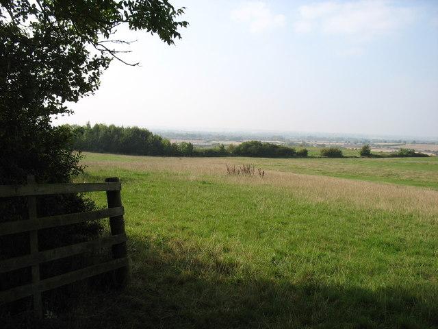 Farmland east of Wellesbourne