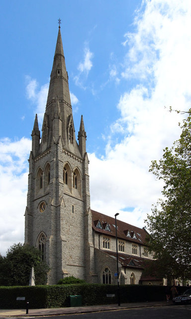 Christ Church, Forest Hill, London SE23 2UJ