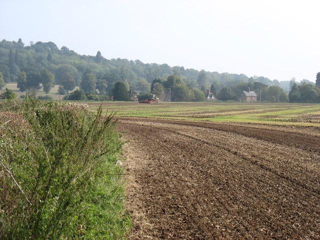 Farmland at Walton Farm