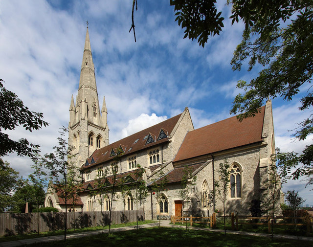 Christ Church, Forest Hill, London SE23 2UJ