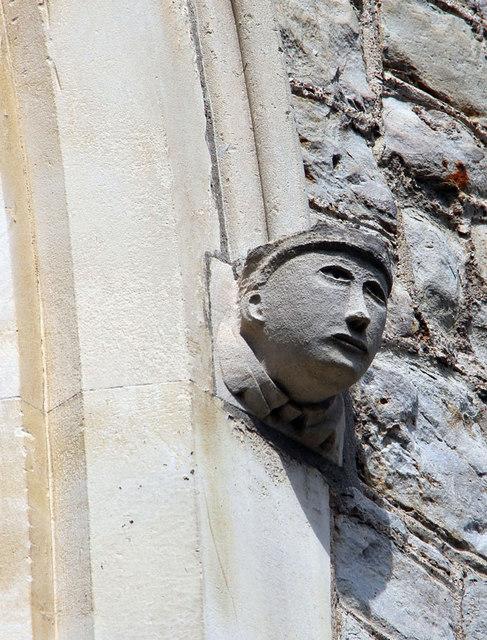Christ Church, Forest Hill, London SE23 2UJ - Label head