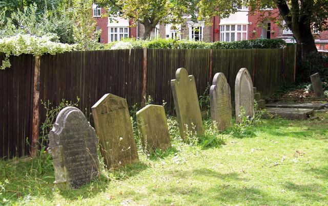 Christ Church, Forest Hill, London SE23 2UJ - Churchyard