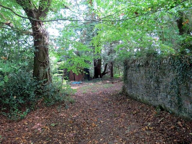 Llwybr Glyntai Fawr Path