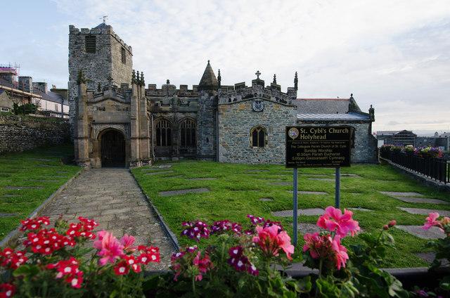 St.Cybi's Church,Holyhead