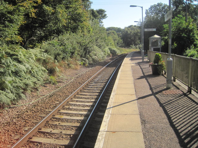 Roughton Road railway station, Norfolk