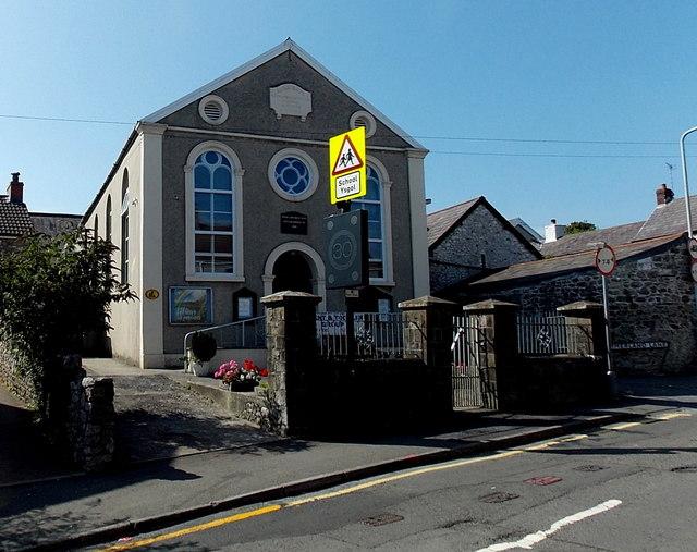 Paraclete Congregational Church, Newton, Swansea