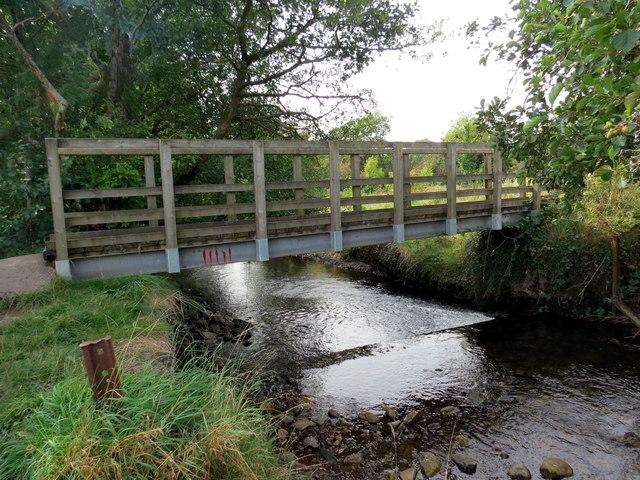 Pompren Afon Llwchwr Footbridge