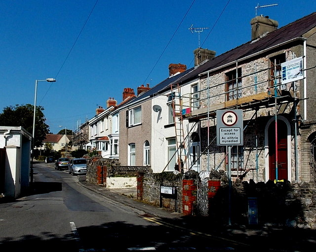 Whitestone Lane, Newton, Swansea