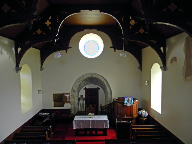 Lismore Parish Church - interior