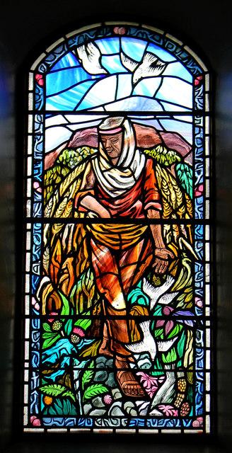 Lismore Parish Church - the windows (3)