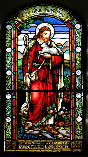 Lismore Parish Church - the windows (4)