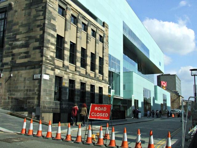Glasgow School of Art extension