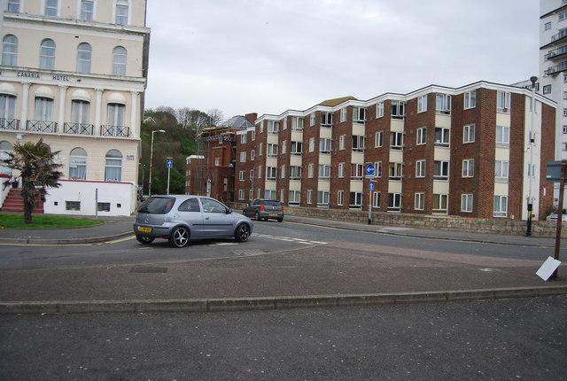 A260, Folkestone